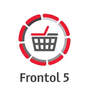 Комплект: Атол Frontol 5 Торговля 54ФЗ + Windows POSReady